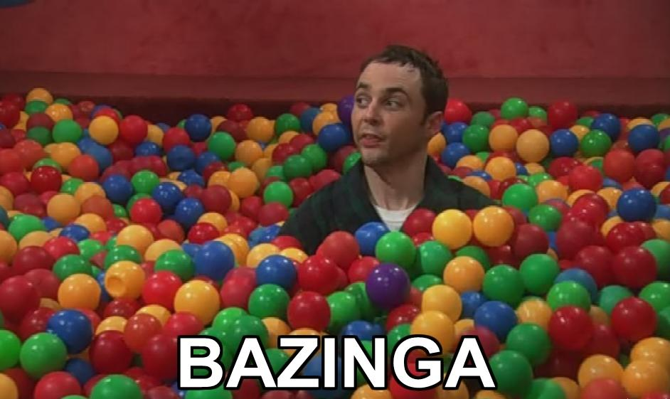 Sheldon+Cooper+bazinga